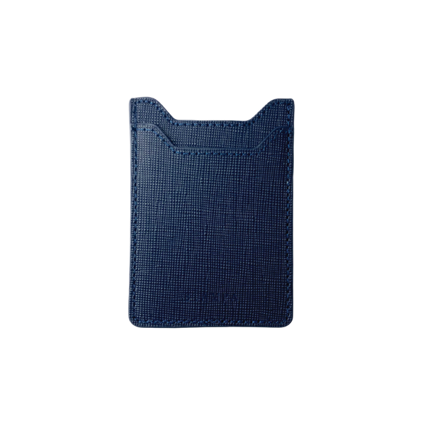 Navy Phone Card Holder