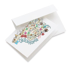 Fish Kiss Note Cards
