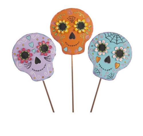 The Roundtop Collection - Day of the Dead Skulls