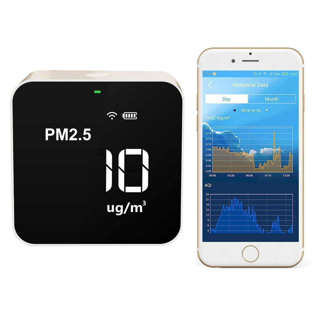 New Arrivals - Temtop Introduces its first WIFI Air Quality Monitor