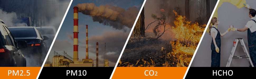 Pollutants affecting our Health