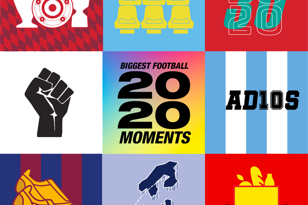 Biggest Football Moments of 2020