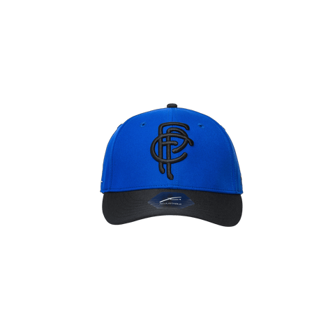 Blue FC Porto Core Snapback Hat with black bill
