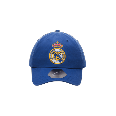 Blue Real Madrid Bambo Classic Hat