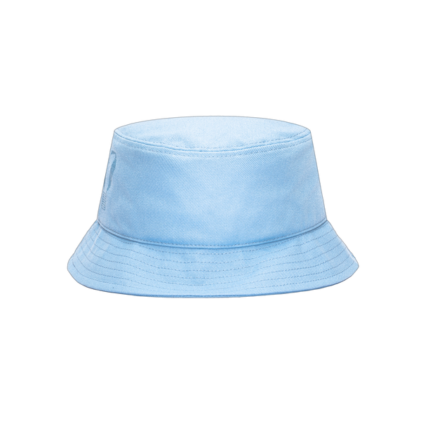 Back side of Blue Manchester City Rave Bucket