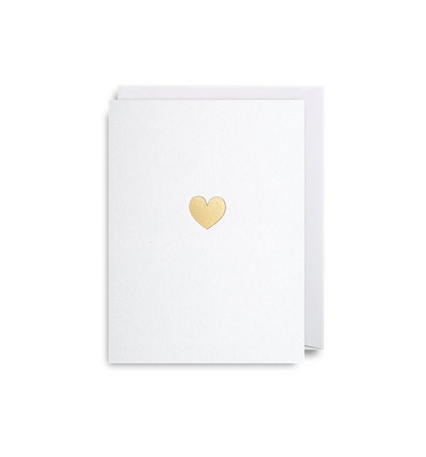 Heart Gift Card - Brooklyn Flowers