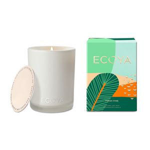 Posy Bag & Ecoya Candle Gift Package & FREE vase