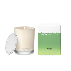 Ecoya Candles Mini Madison Jar - Brooklyn Flowers