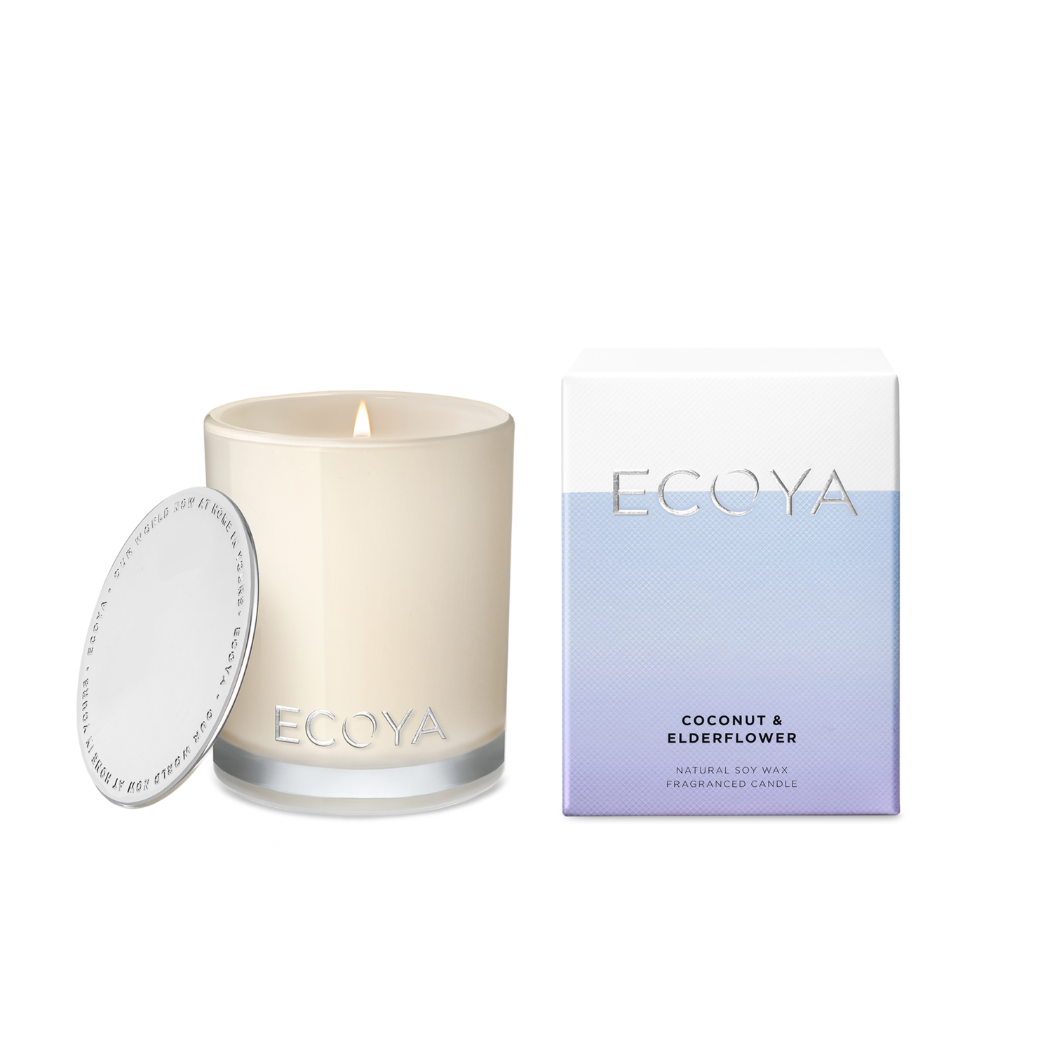 Ecoya Candles Mini Madison Jar