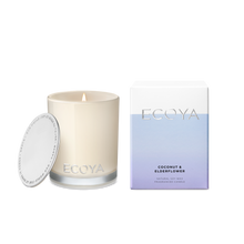 Load image into Gallery viewer, Ecoya Candles Mini Madison Jar - Brooklyn Flowers