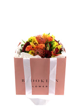 Load image into Gallery viewer, Cheerful Posy Bag - Brooklyn Flowers