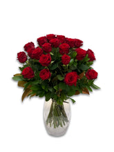 Load image into Gallery viewer, Red Rose Bouquet - Brooklyn Flowers