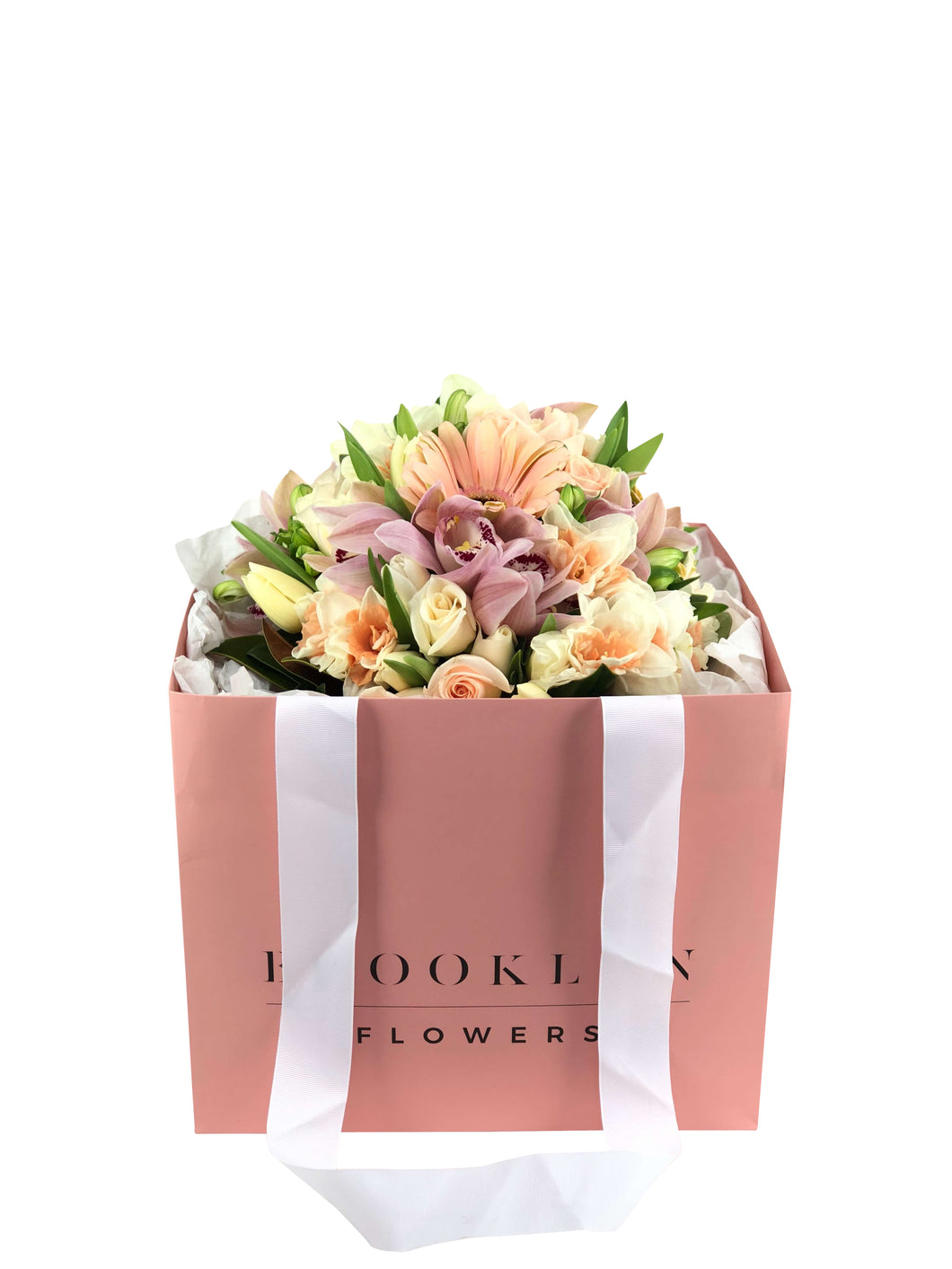 Pastel Posy Bag - Brooklyn Flowers