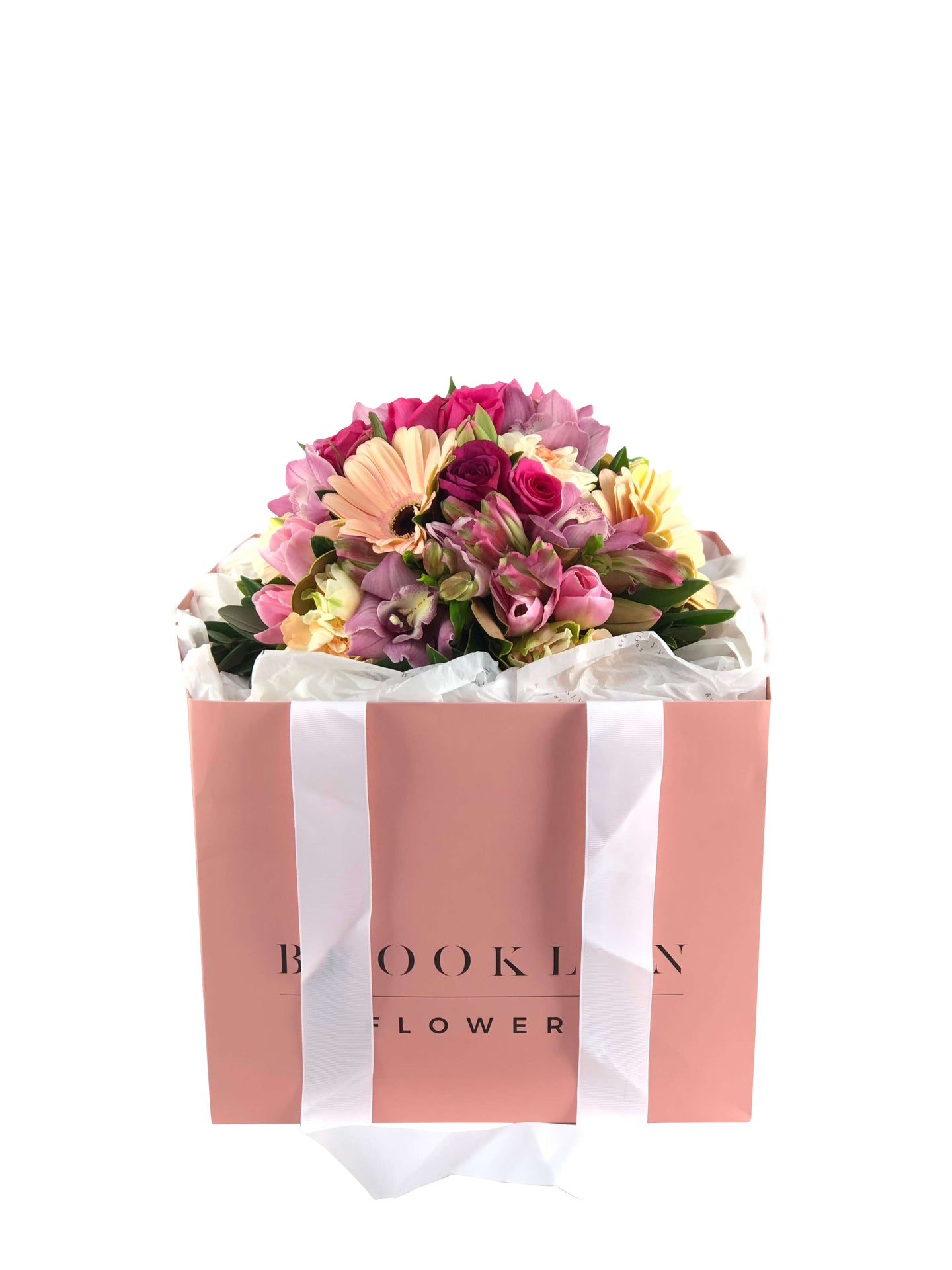 Pretty Posy Bag - Brooklyn Flowers