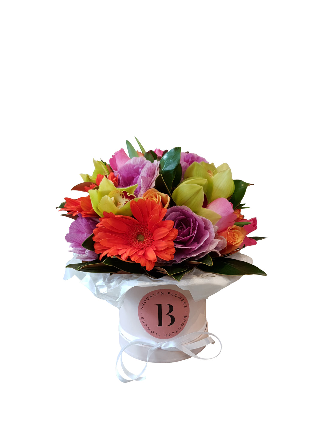 Brooklyn Posy Box Cheerful - Brooklyn Flowers