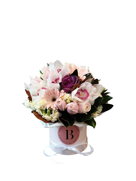 Brooklyn Posy Box Pastel - Brooklyn Flowers