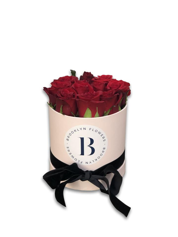 The Brooklyn Rose Box (Red)