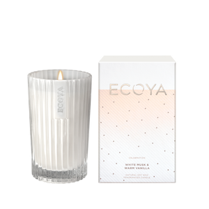 The Love Posy Bag & Ecoya Candle Gift Package & FREE vase