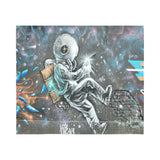"FOX PRODUCTS- Wall Tapestry Stealing Space's ""PRECIOUS"" 60""x 51"""