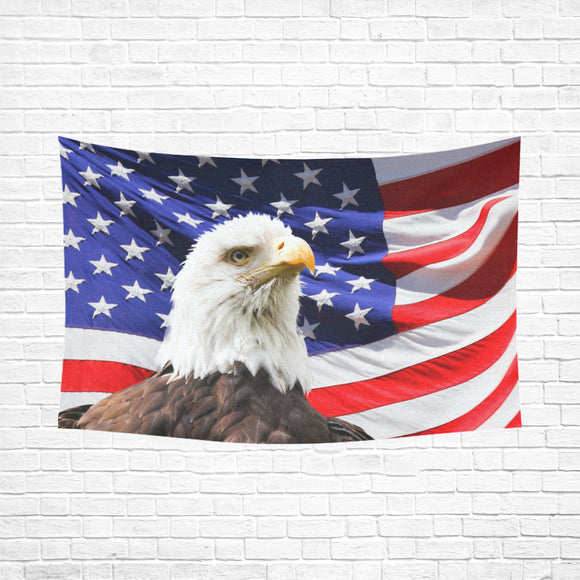 Wall Tapestry American Eagle 90