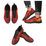 Men's Breathable Star Clusters Sneakers (Model 055)