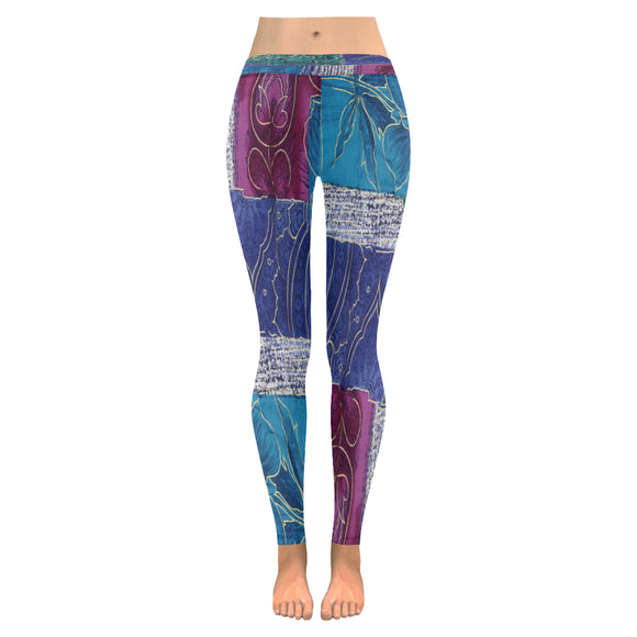 Leggings Valencia- Women/Kids (2 colors)
