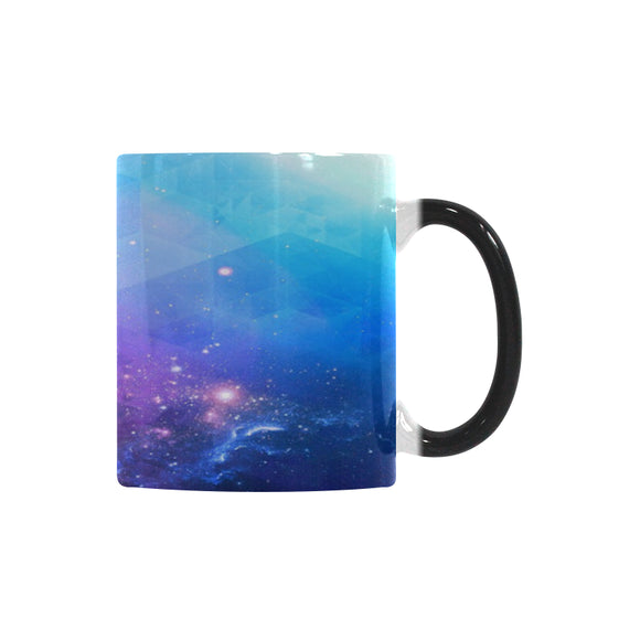 FOX PRODUCTS- Morphing Mug (11 OZ) Space Mug