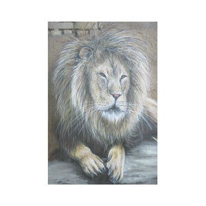 "FOX PRODUCTS- Wall Tapestry 60""x 90"" Lion's Pride"