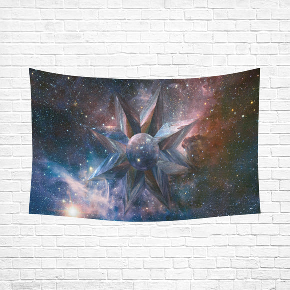 Galactic Mercaba Tapestry (90