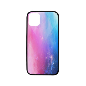 "FOX PRODUCTS- iPhone 11 (6.1"")  Laser Style Rubber Case, Pixel Space"