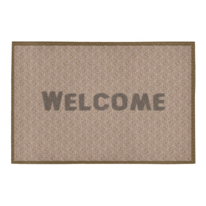 "FOX PRODUCTS- Doormat 24"" x 16"" Hello There! (Sponge Material)"