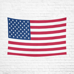 "Wall Tapestry USA Flag 90"" x 60"""