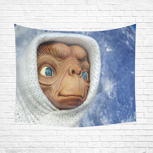 "Wall Tapestry E.T. 60""x 51"""
