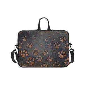 "Classic Sleeve for 17"" Laptop- Paw Prints"
