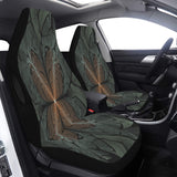 Car Seat Cover Copper Steele Airbag Compatible (Set of 2)