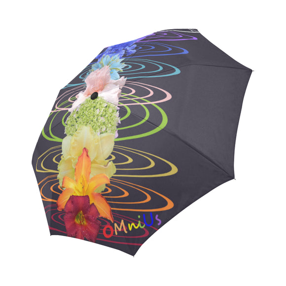 Automatic Foldable OMniUs Chakra Umbrella