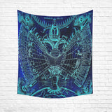 "FOX PRODUCTS- Wall Tapestry 51""x 60"" Zodiac Attack"