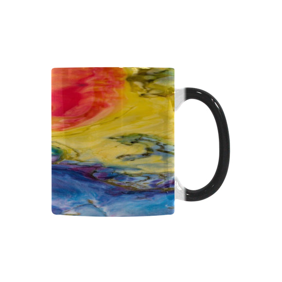 FOX PRODUCTS- Morphing Mug (11 OZ) Color Mug