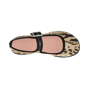 Virgo Mary Jane Jungle Women's Flat (Model808)