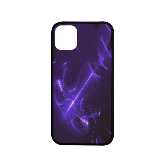 FOX PRODUCTS- Laser Style Rubber Case For Iphone 11 (6.1