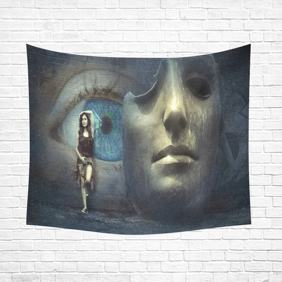Wall Tapestry Mask Off 60