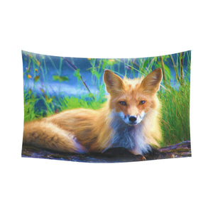 "FOX PRODUCTS- Wall Tapestry Stage Of Rest Wall Tapestry 90""x 60"""