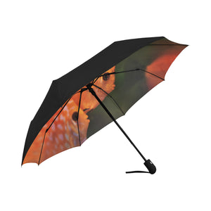 Anti-UV Automatic Discus Fish Umbrella (Underside Printing) (Model U06)