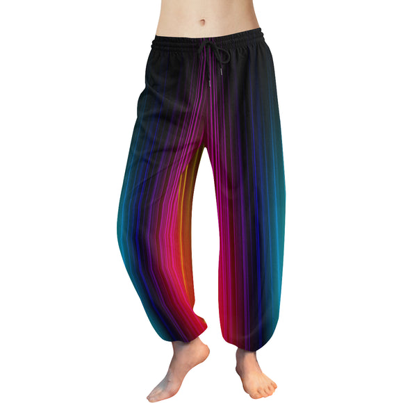 Harem Spectrum Women's Pants (3 styles)