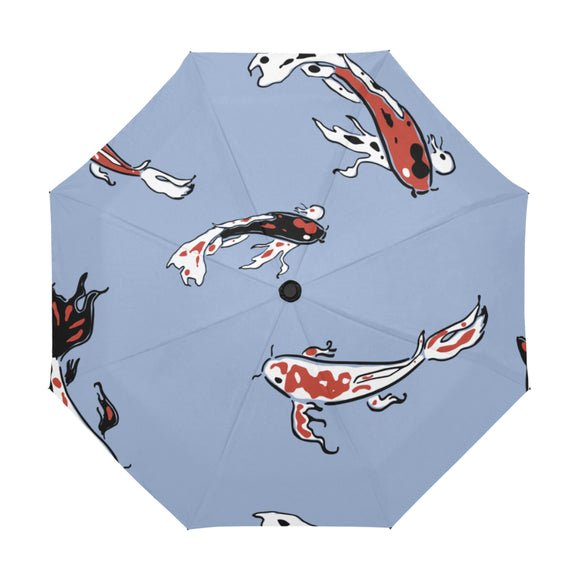 Anti-UV Automatic Croy Fish Umbrella (Model U09)