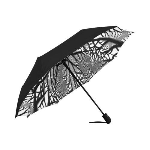 Anti-UV Automatic Branches Umbrella (Underside Printing)