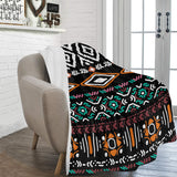 "Ultra-Soft Micro Fleece Adrianna Blanket 60"" x 80"""