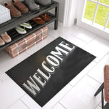 "FOX PRODUCTS- Doormat 30"" x 18"" (Sponge Material) Welcome Doormat"
