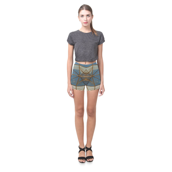 Skinny Shorts Extra Dimensional - Women