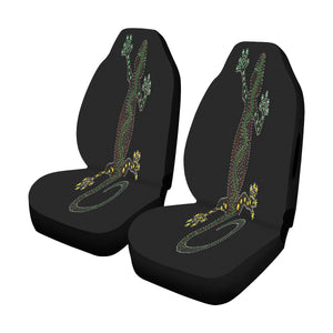 Car Seat Cover Lizard Airbag Compatible (Set of 2)